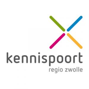 Logo Kennispoort Regio Zwolle